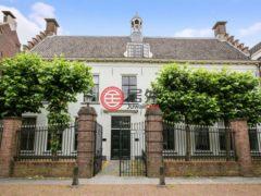 居外网在售荷兰Wijk bij Duurstede9卧的房产总占地560平方米EUR 1,650,000