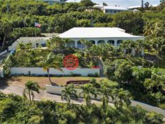 居外网在售美属维京群岛3卧4卫的房产总占地2873平方米USD 1,495,000
