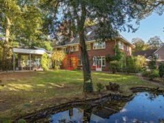 居外网在售荷兰7卧6卫的房产总占地1417平方米EUR 1,395,000
