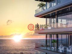 居外网在售墨西哥巴亚尔塔港3卧4卫的房产总占地223平方米MXN 12,490,000