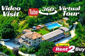 居外网在售意大利15卧20卫最近整修过的房产总占地20000平方米EUR 2,500,000