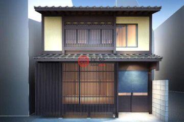 居外网在售日本京都市的房产总占地111平方米JPY 78,800,000