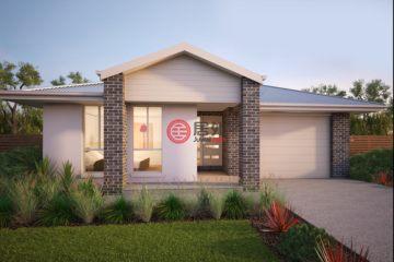 居外网在售澳大利亚4卧2卫新开发的房产总占地325平方米AUD 512,880