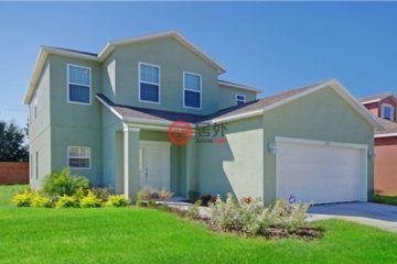 美国房产房价_佛罗里达州房产房价_奥兰多房产房价_居外网在售美国奥兰多4卧2卫新房的房产总占地464平方米USD 274,900