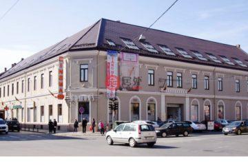 居外网在售罗马尼亚萨图马雷EUR 3,900,000总占地8000平方米的商业地产