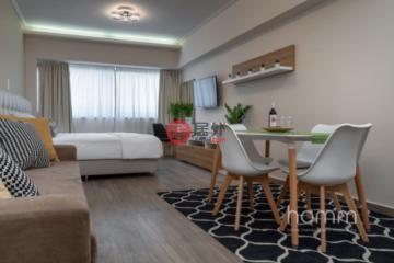 居外网在售希腊雅典1卧1卫的房产总占地10平方米EUR 150,000
