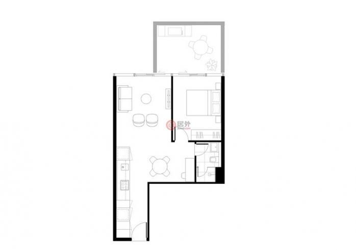 澳大利亚维多利亚州墨尔本的房产,编号10116513