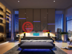 马来西亚Wilayah PersekutuanKuala Lumpur的房产,马来西亚吉隆坡2卧1卫豪华服务公寓,编号51393404
