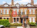 英国英格兰伦敦的联排别墅,Rectory Grove,编号54976031