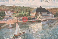 德国普法尔茨州莱茵河畔宾根的商业地产,Hindenburganlage 1-3,编号44159604