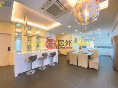 居外网在售马来西亚5卧4卫的联排别墅总占地316平方米MYR 1,800,000