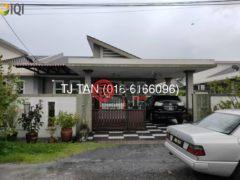 居外网在售马来西亚4卧3卫的独栋别墅总占地334平方米MYR 410,000