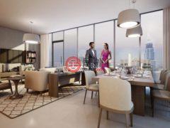 居外网在售阿联酋3卧4卫的公寓总占地246平方米AED 4,999,999