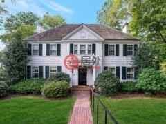 居外网在售美国恩格尔伍德5卧4卫的房产USD 995,000