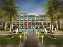 居外网在售阿联酋迪拜2卧2卫的新建房产总占地134平方米