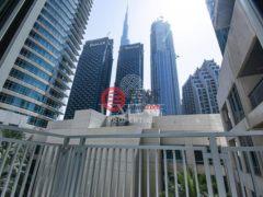 居外网在售阿联酋1卧1卫的公寓总占地69平方米AED 1,050,000