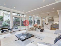 居外网在售美国贝塞斯达6卧6卫的房产USD 1,998,000