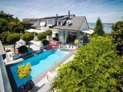 居外网在售瑞士Wollerau5卧6卫的房产总占地756平方米