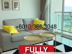 居外网在售马来西亚1卧1卫的公寓总占地99平方米MYR 720,000