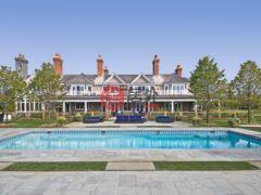 居外网在售美国11卧15卫的独栋别墅总占地1579平方米USD 34,995,000