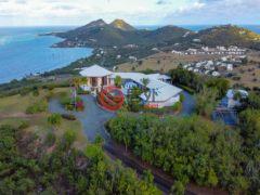 居外网在售美属维京群岛St. Croix5卧4卫的房产总占地11534平方米USD 2,500,000