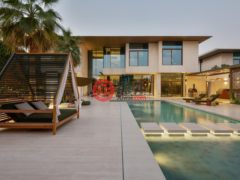 居外网在售阿联酋迪拜5卧8卫的房产总占地1612平方米AED 75,000,000