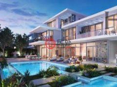 居外网在售阿联酋迪拜3卧4卫的房产总占地200平方米AED 1,284,000