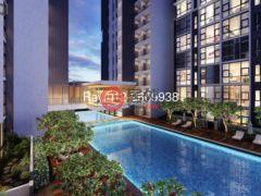 居外网在售马来西亚2卧2卫的公寓总占地74平方米MYR 1,850 / 月