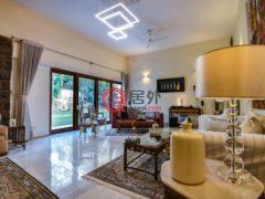 印度房产房价_德里房产房价_New Delhi房产房价_居外网在售印度New Delhi5卧6卫的房产总占地743平方米INR 1,500,000,000