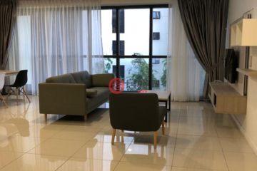 居外网在售马来西亚2卧2卫曾经整修过的房产总占地111平方米MYR 1,350,000