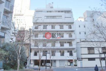 居外网在售日本东京1卧1卫的房产总占地170平方米JPY 24,800,000