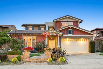 居外网在售美国圣胡安-卡皮斯特拉诺4卧4卫的房产总占地860平方米USD 1,299,000