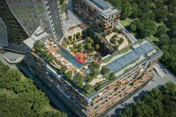 居外网在售土耳其3卧2卫新房的房产总占地18000平方米USD 640,000