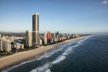居外網在售澳大利亞Surfers Paradise新開發的房產AUD 940,000