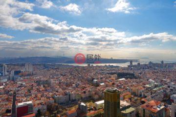 居外网在售土耳其Maslak2卧2卫的房产总占地100平方米TRY 1,850,000