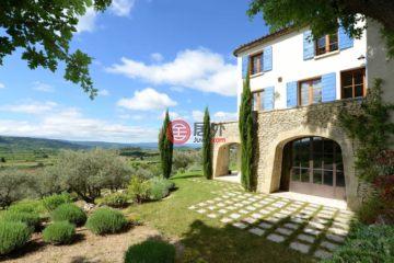 法国房产房价_Vaucluse房产房价_居外网在售法国5卧4卫曾经整修过的房产总占地15000平方米EUR 2,300,000