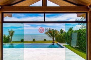 居外网在售泰国5卧6卫新房的房产总占地850平方米THB 47,000,000