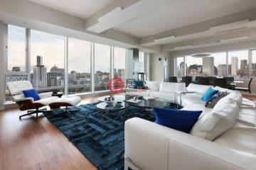 美国房产房价_马萨诸塞州房产房价_波士顿房产房价_居外网在售美国波士顿3卧3卫最近整修过的房产总占地260平方米USD 3,448,800