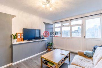 居外网在售英国1卧1卫曾经整修过的房产总占地47平方米GBP 350,000
