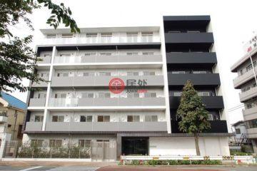 居外网在售日本1卧1卫的公寓总占地200平方米JPY 13,800,000
