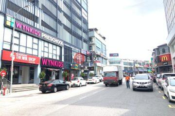 居外网在售马来西亚梳邦再也MYR 18,000 / 月总占地234平方米的商业地产
