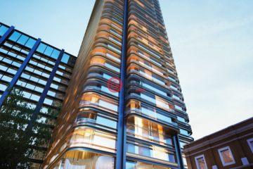居外网在售英国伦敦1卧1卫的房产总占地51平方米GBP 1,090,000