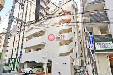 居外网在售日本1卧1卫局部整修过的公寓总占地28平方米JPY 10,800,000