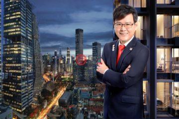 居外网在售新加坡1卧1卫新开发的房产总占地43平方米SGD 1,344,000