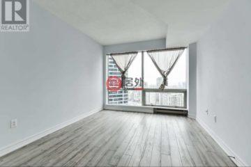 居外网在售加拿大1卧1卫最近整修过的房产总占地60平方米CAD 609,000