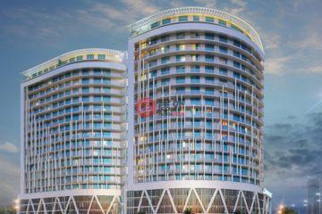居外网在售阿联酋1卧1卫新房的房产总占地54平方米AED 1,170,000