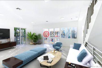 居外网在售美国3卧3卫新房的房产总占地279平方米USD 899,999