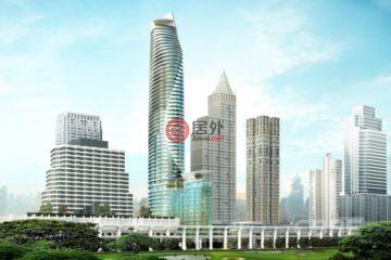居外网在售泰国1卧1卫新房的房产总占地51平方米THB 12,000,000