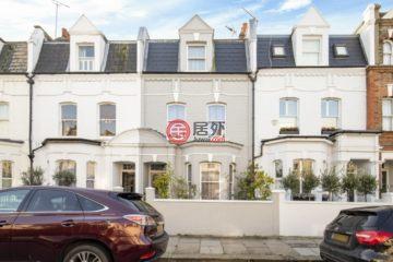 英国房产房价_英格兰房产房价_伦敦房产房价_居外网在售英国伦敦4卧2卫历史建筑改造的房产总占地1000平方米GBP 1,800,000