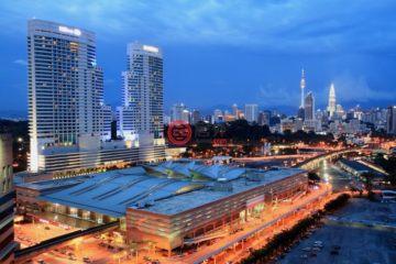 居外网在售马来西亚2卧2卫曾经整修过的房产总占地96平方米MYR 1,050,000